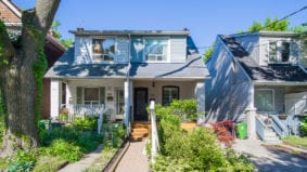 Sale of the Week: The $1.1-million Woodbine home that proves subway-adjacent semis don't sit for long