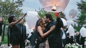 Real Weddings: Inside Natasha Koifman's lavish country affair in King City
