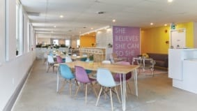 See inside Make Lemonade, a feminist co-working space in the Entertainment District