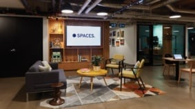 A look inside Spaces, a new Queen West co-working office with a killer rooftop deck