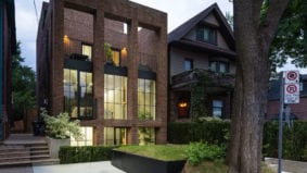 House of the Week: $4.3 million for a modern mansion near the Danforth