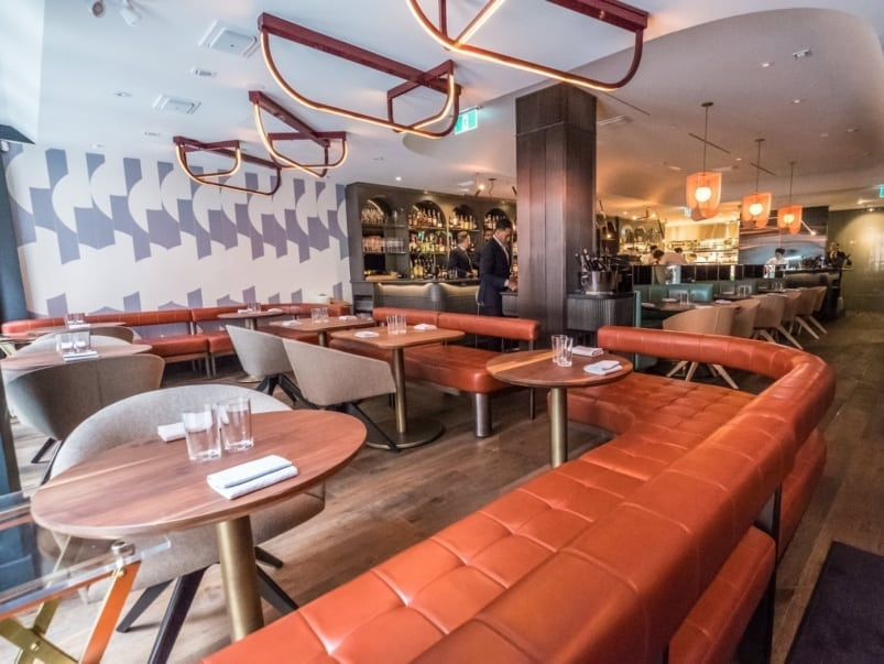 What's on the menu at Alobar Yorkville, a new restaurant and cocktail bar from the team behind Alo