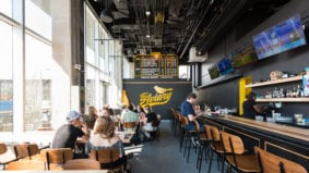 What's on the menu at The Aviary, a giant new brewpub in the Canary District