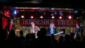 Inside Toronto Cocktail Week's tribute concert in honour of Gord Downie at the Horseshoe Tavern