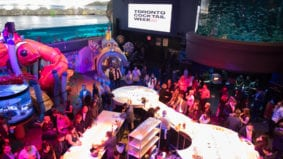 What went down at Toronto Cocktail Week's opening night gala at Ripley's Aquarium of Canada
