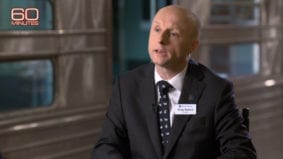 A few key moments from Andy Byford's <em>60 Minutes</em> appearance