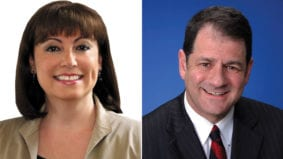 The no-politics councillor questionnaire: Maria Augimeri vs. James Pasternak