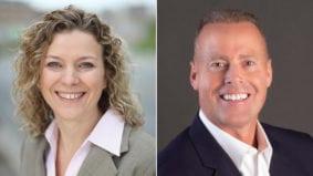 The no-politics councillor questionnaire: Jaye Robinson vs. Jon Burnside