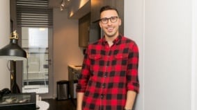 How a 25-year-old events manager lives in 350 square feet