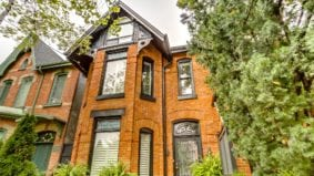 House of the Week: $2.2 million for a Moss Park Victorian with a backyard oasis