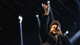 Everything you missed at the Weeknd's concert last night