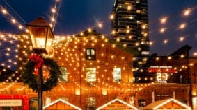 The return of the Distillery Christmas Market, a night with The Tallest Man on Earth and six other things to see, hear and do in Toronto this week