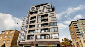 Rental of the Week: $4,500 per month for a two-bedroom condo with a view of High Park