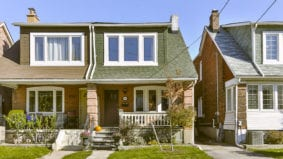 Sale of the Week: The $1.15-million Danforth semi that proves 2010 was a good year to buy a house