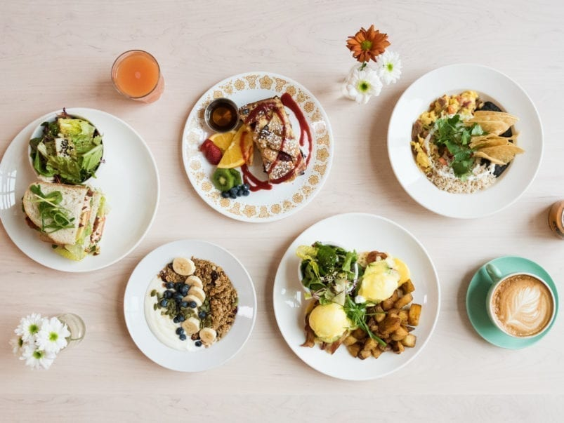 What's on the menu at Lady Marmalade, the new location of Leslieville's popular brunch spot