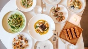 What's on the menu at Sara, Rasa's sleek new sister restaurant from the Food Dudes