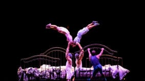 A circus spectacle, an evening with Rupi Kaur and five other thing to see, hear and do in Toronto this week