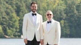 Real Weddings: Inside a lakeside Muskoka retreat