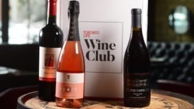 Here's what's in January's <em>Toronto Life</em> Wine Club box