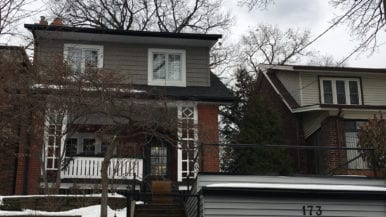 How a stager turned an old High Park home into a millennial-approved abode