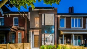 Sale of the Week: The $2.35-million Trinity Bellwoods home that proves foreign buyers don't always win
