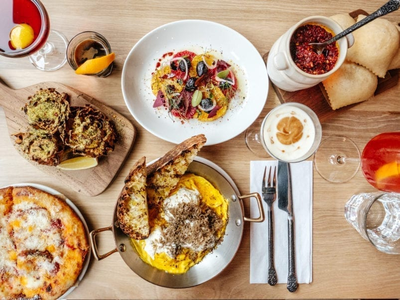 What's on the menu at Bar Buca, Rob Gentile's new all-day spot at Yonge and Eglinton