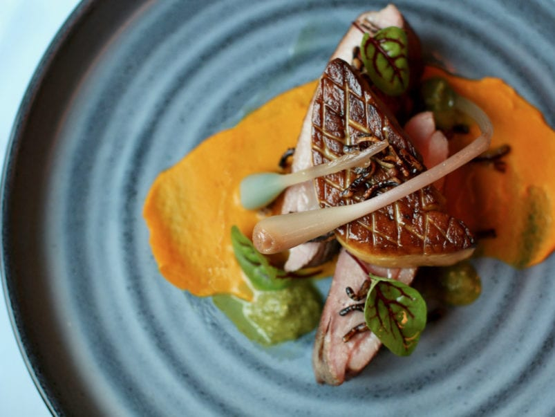 What's on the menu at Louix Louis, the super-luxe restaurant inside the new St. Regis Hotel
