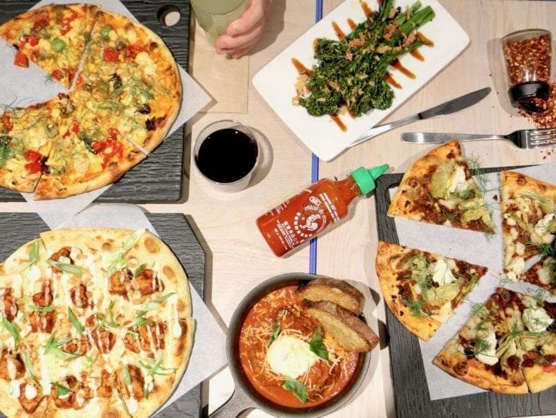 What's on the menu at Virtuous Pie, a B.C.-based vegan pizza joint