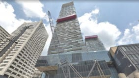 Help might be on the way for Yonge and Eglinton's screaming condo tower