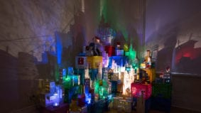 Here's a look at Come Up to My Room, the fantastical exhibit taking over the Gladstone Hotel this weekend