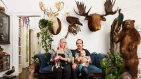 This Toronto photographer shoots the city's quirkiest living rooms