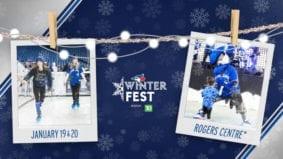 Blue Jays Winter Fest presented by TD!
