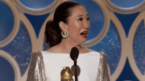 The buzziest Canadian moments from last night's Golden Globes ceremony