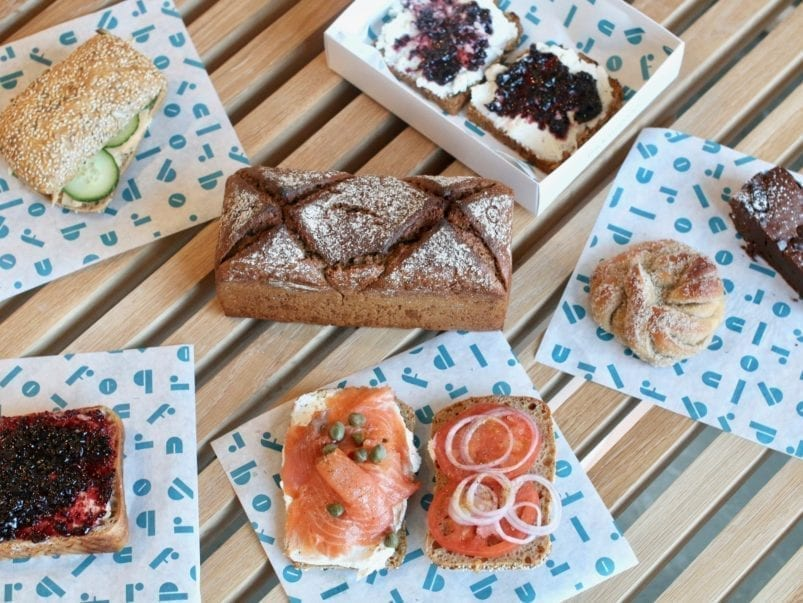 What's on the menu at Brodflour, a new bakery in Liberty Village that mills its own flours