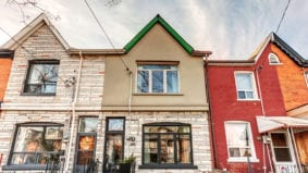 Sale of the Week: The $1.2-million downtown row house that made its sellers a bundle