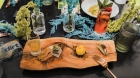 Inside a secret supper club that serves THC-laced cuisine