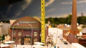 A look inside Toronto's new miniatures museum, featuring eerily lifelike replicas of iconic buildings
