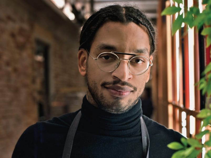 This freaky-brilliant polymath chef is changing the future of food