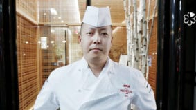 Two-Michelin-star sushi chef Masaki Saito is leaving New York to open a restaurant in Yorkville