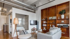 Rental of the Week: $4,500 per month for a furnished loft near the Ossington strip