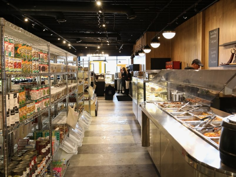 Inside Unboxed Market, Toronto's new waste-free grocery store