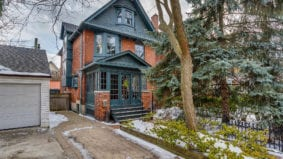 House of the Week: $2 million for a well-preserved older home in Roncesvalles