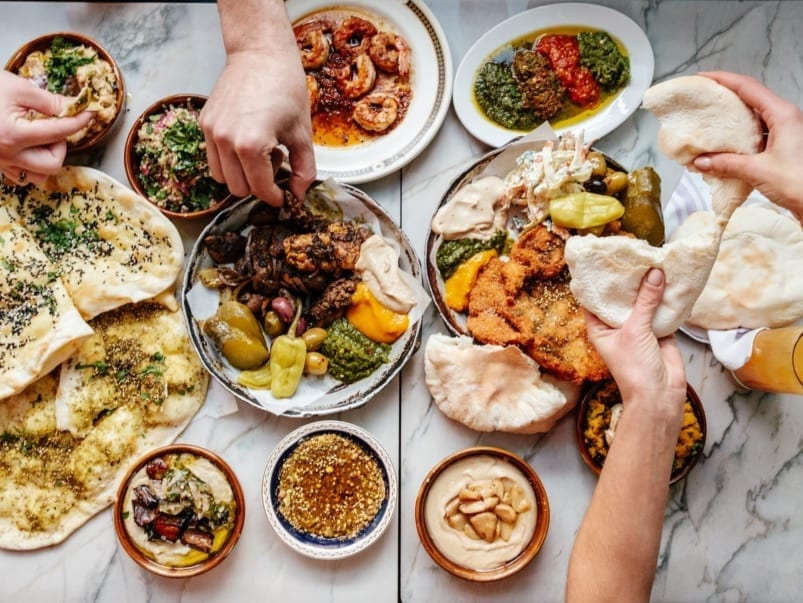 What's on the menu at Fet Zun, Anthony Rose's new Middle Eastern restaurant on Dupont