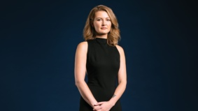 Six years ago, she was living in a shelter. Now she's one of the city's youngest CEOs
