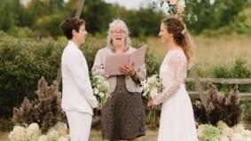 Real Weddings: Inside a rustic Prince Edward County farm wedding