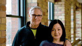 """""""We feel like this is the beginning of a new chapter of our lives, and it's exciting"""": A Q&A with TL Insiders David Lepp and Ava Wong"""