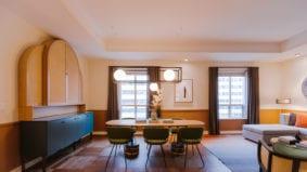 See inside Bloor Street's newest luxury hotel suite