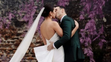 Real Weddings: Inside an artsy bash at the Elora Mill