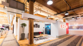 Inside the colourful Liberty Village offices of Koho