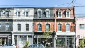 Rental of the Week: $2,300 per month for a tiny apartment above a Queen West art gallery